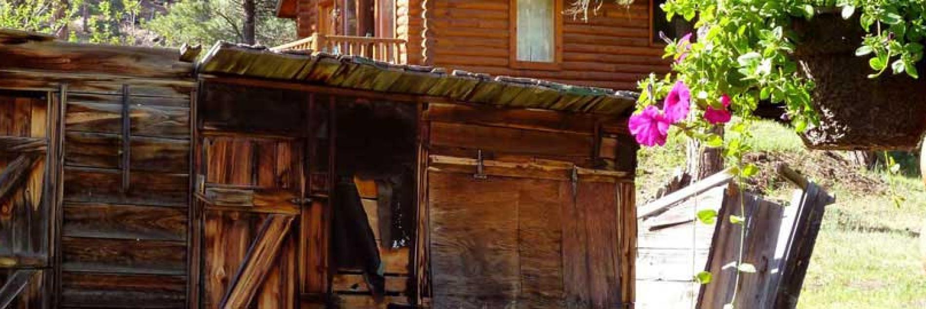Newton Fork Ranch