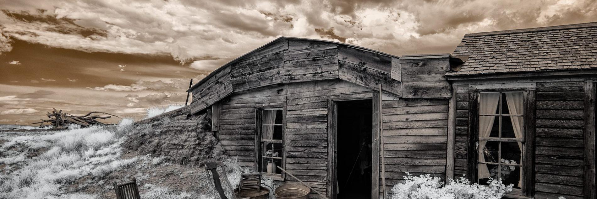 Prairie Homestead Historic Site