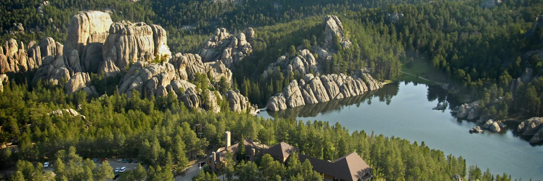 Sylvan Lake Lodge at Custer State Park Resort