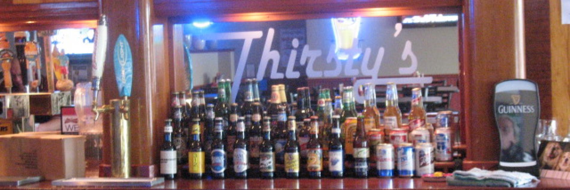 Thirsty's Restaurant & Bar
