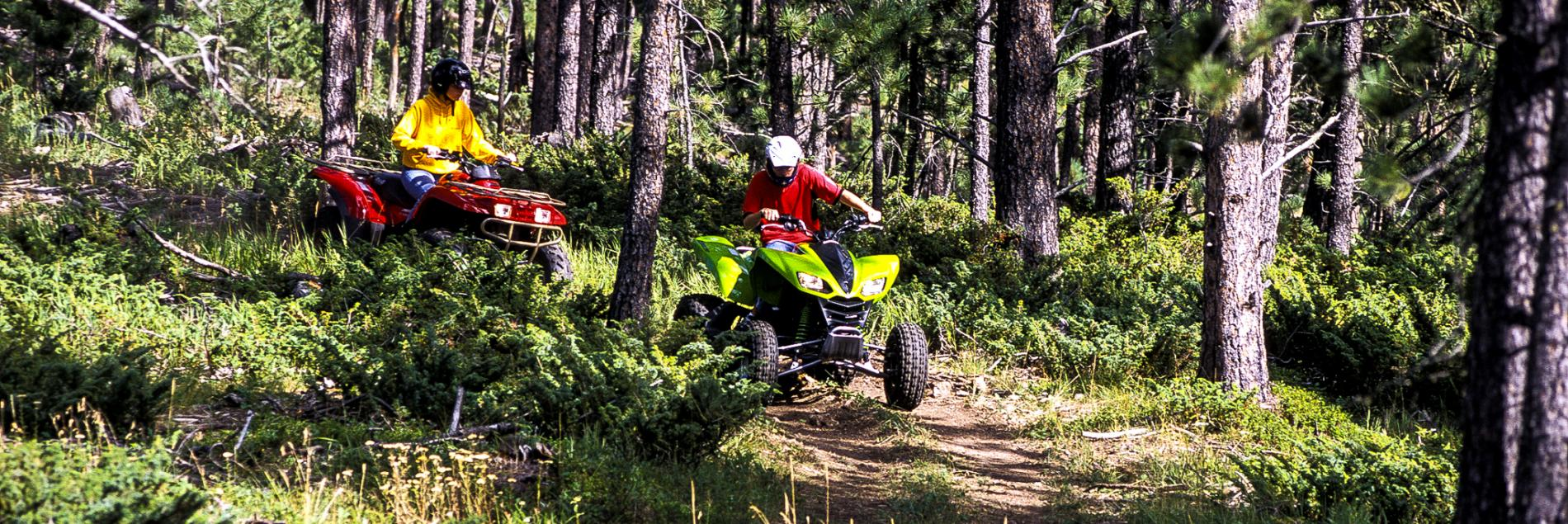 ATV & Off-Roading