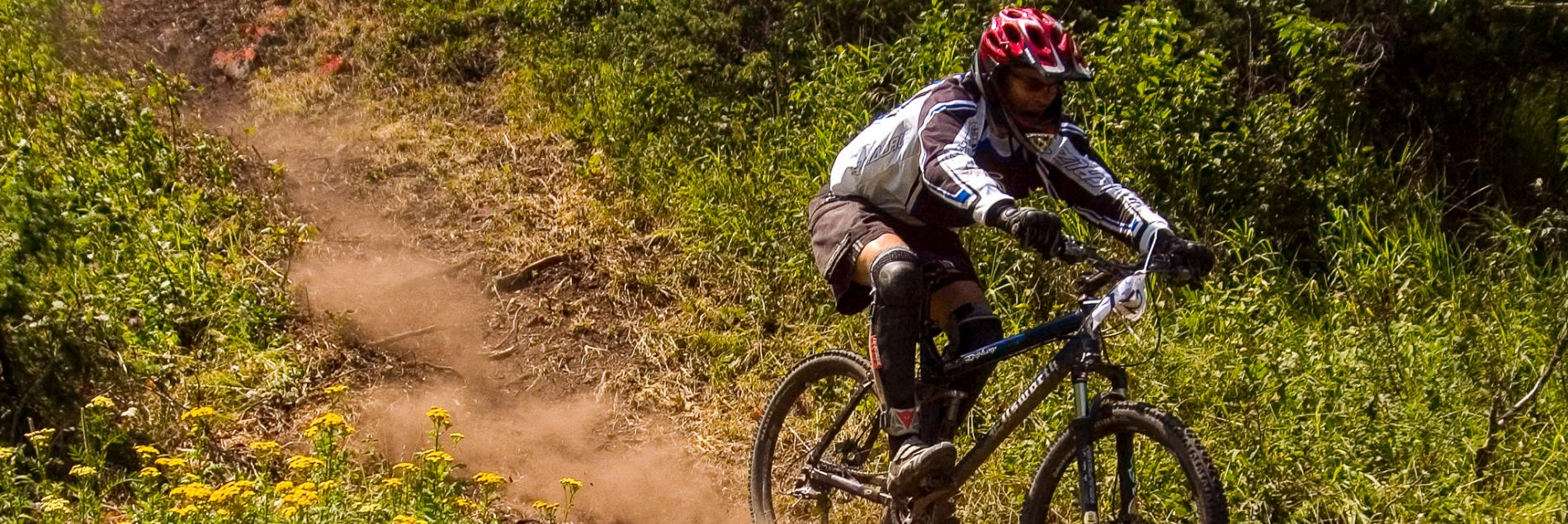 Biking Black Hills Badlands South Dakota