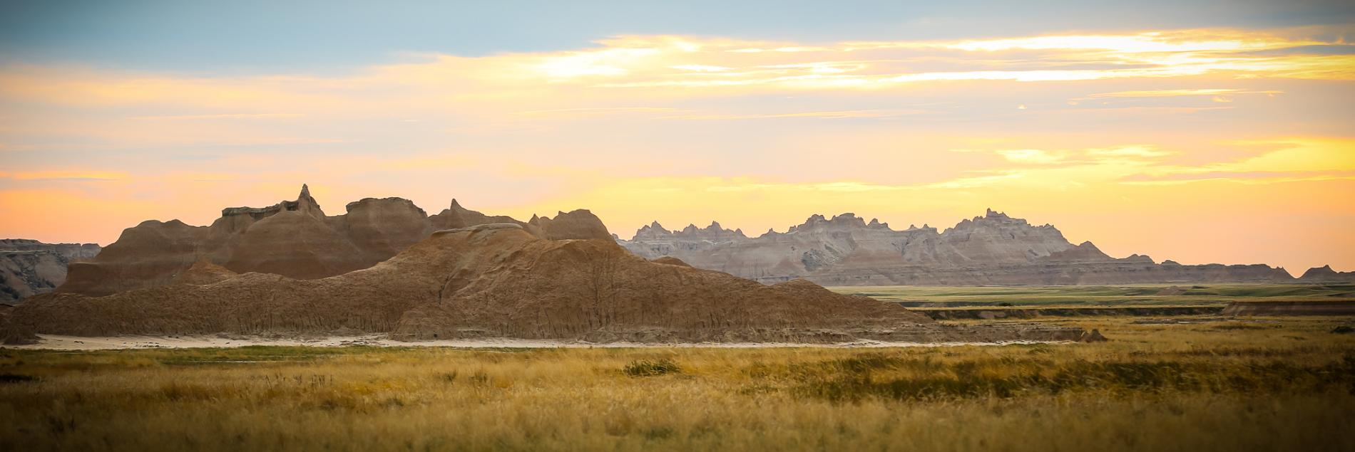 Badlands National Park | Photo by: Greg Valladolid