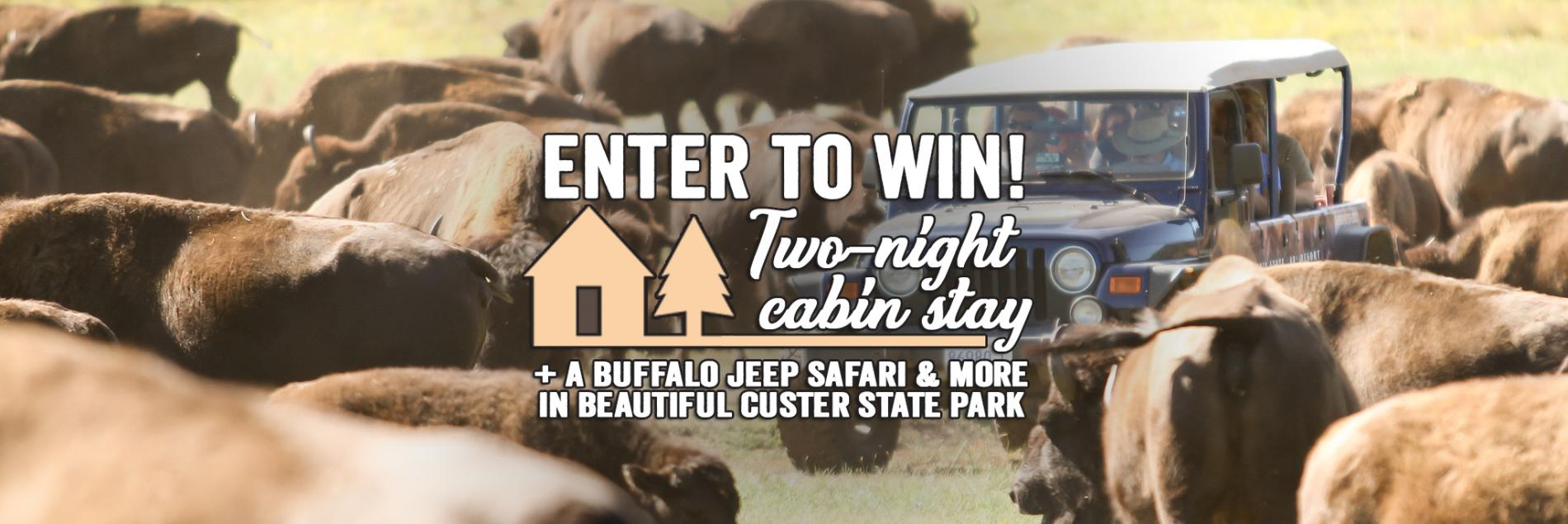 Custer State Park Giveaway