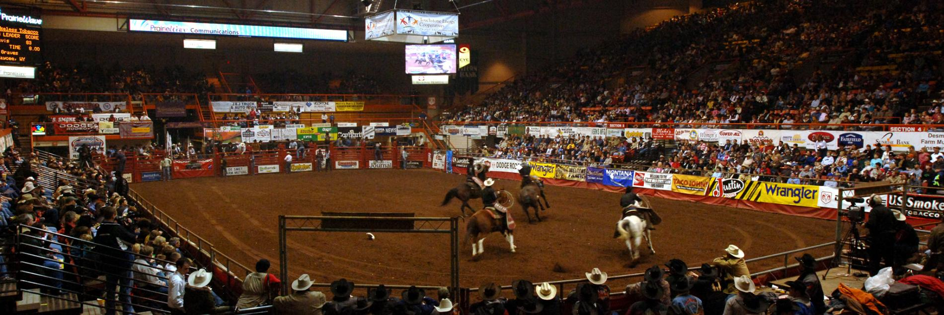 Black Hills Stock Show & PRCA Rodeo