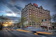 Historic Hotel Alex Johnson *