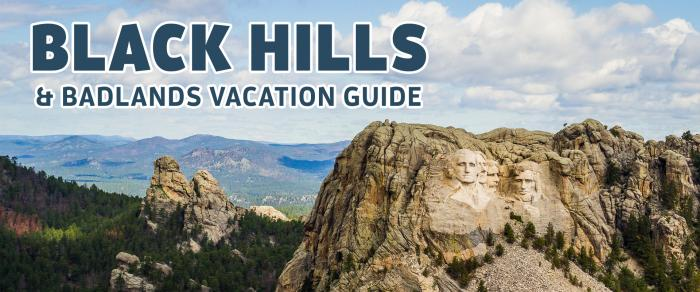 2018 Black Hills & Badlands Vacation Guide: THIS IS IT!