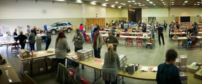 More Than 100 Businesses Swapped 'Til They Dropped at 35th Annual Lit Swap