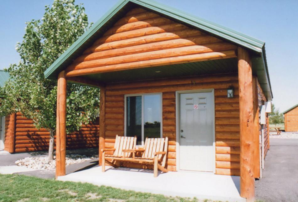 Frontier Cabins Motel Black Hills Badlands South Dakota