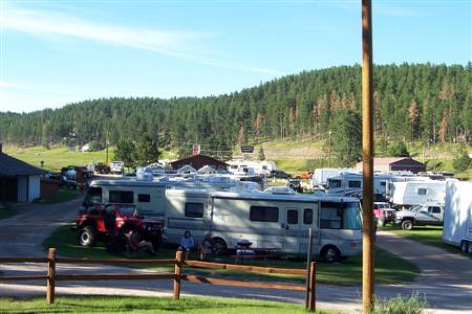 Whispering Pines RV's