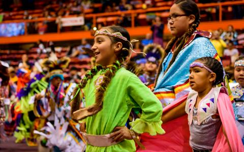 """""""Come Dance With Us""""—Culture and Community at the Black Hills Powwow"""