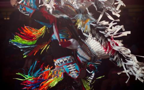 The Exhilaration of the Black Hills Powwow