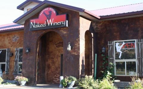 Naked Winery Tasting Room