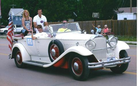 Pioneer Auto Show & Prairie Town