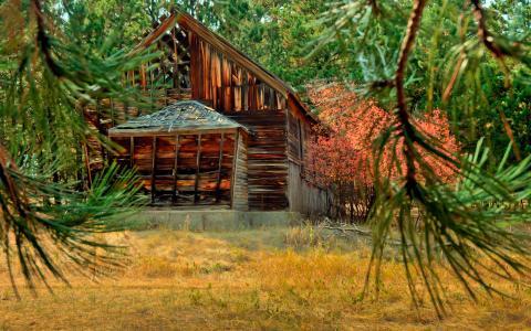 Spokane Black Hills Ghost Town