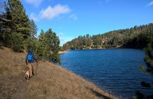 Get Loopy at Deerfield Lake