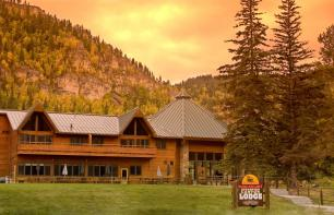 The Secluded Lodge in Spearfish Canyon That's Completely Surrounded by Breathtaking Natural Beauty