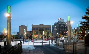 Lace Up Your Skates; Skate the Square