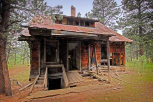 Spokane Black Hills Ghost Town