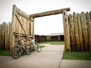 Custer Spur to Stockade Lake Trail