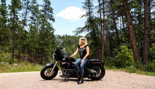The Most Beautiful Motorcycle Rides in the Black Hills