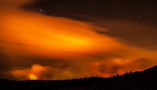 Update: Custer State Park's Legion Lake Fire
