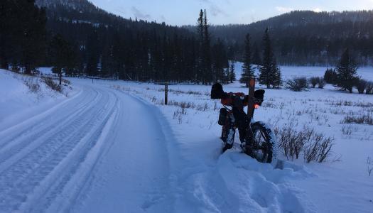 The Skinny on Fat Biking in the Black Hills