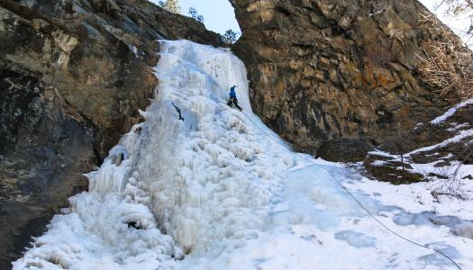 Top Tips For Your Epic First Time Ice Climbing