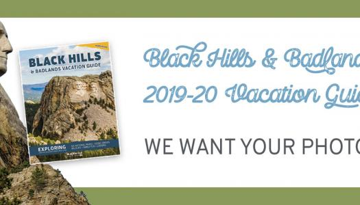 Call For Photos: Black Hills & Badlands Vacation Guide