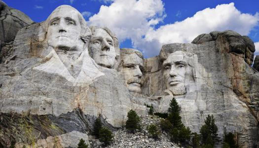 Mount Rushmore National Memorial News Release: Site Open While Construction Begins