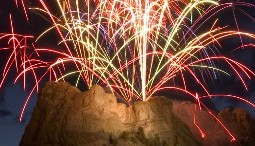 NPS Seeks Public Comment on Proposed Fireworks at Mount Rushmore