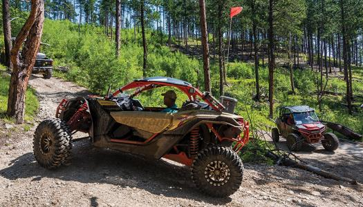 OHV Permits Now Available on BlackHillsBadlands.com