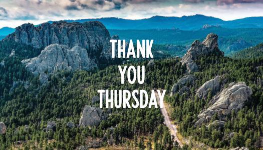 Thank You Thursday ∙ New Members ∙ Jan. 7, 2021