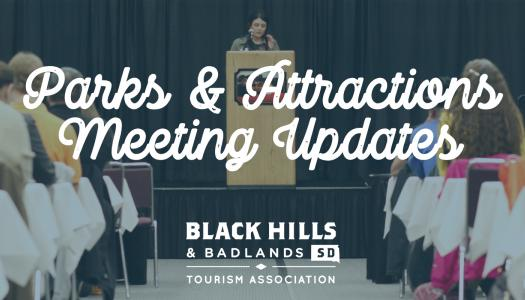 Updates from the Parks & Attractions Meeting
