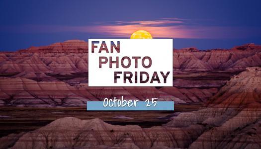 Fan Photo Friday   October 25, 2019
