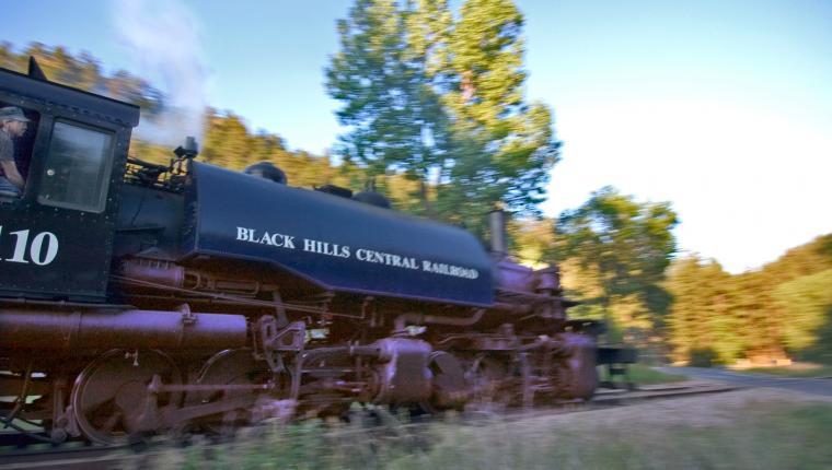 All Aboard - The 1880 Train!