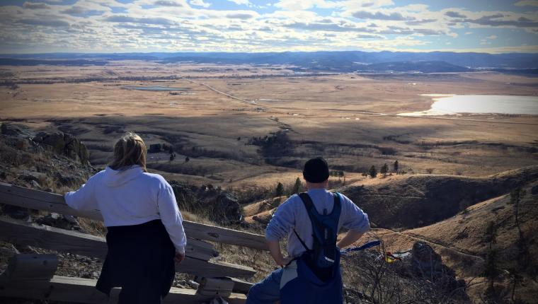 Soak in One-Of-A-Kind Views from Bear Butte