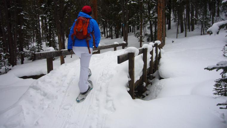 Snowshoeing: A Black Hills Wintertime Adventure