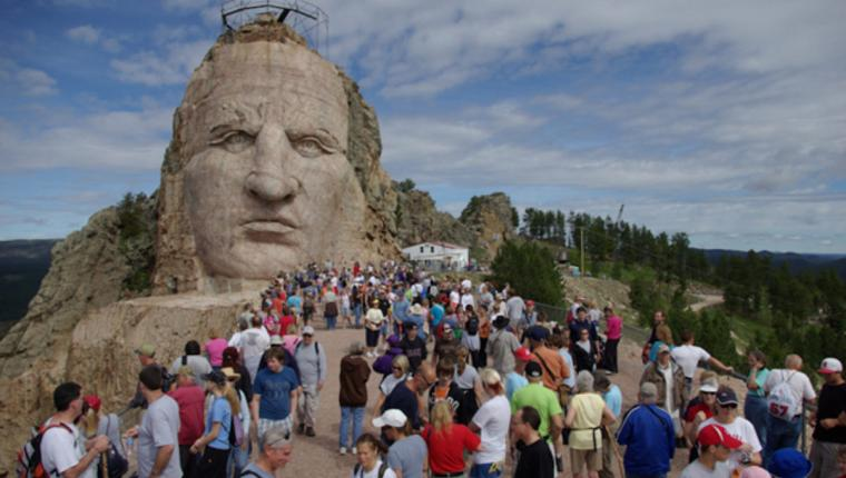 5th Annual Fall Volksmarch at Crazy Horse Memorial