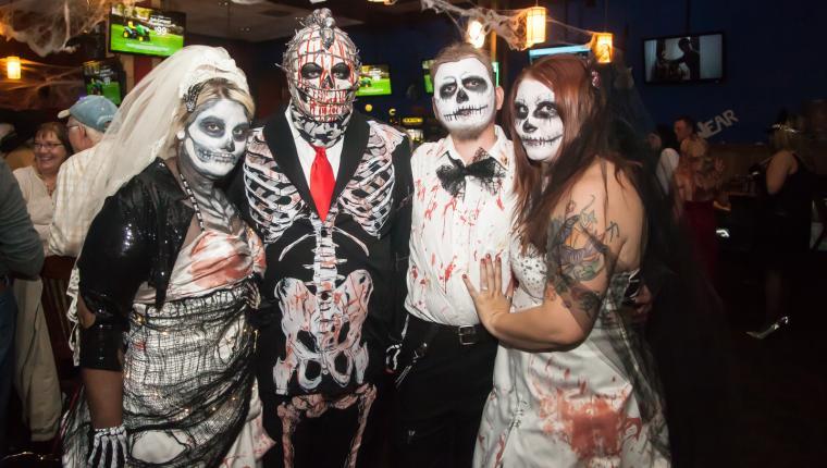 Deadweird - It's How Deadwood Does Halloween