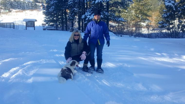 Discover Solitude and Magic Snowshoeing in the Black Hills