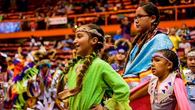"""Come Dance With Us""—Culture and Community at the Black Hills Powwow"