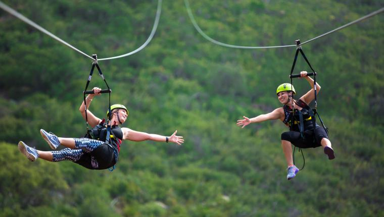 Fast or Slow, High or Low: Fun From All Angles at Rushmore Tramway Adventures