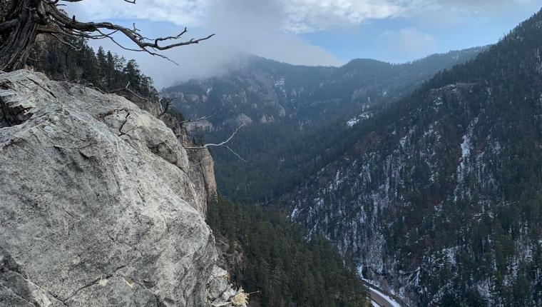 The 5 Most Remarkable Photos of the Black Hills and Badlands in December 2020