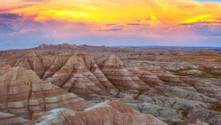 The 5 Most Remarkable Photos of the Black Hills and Badlands in July 2021