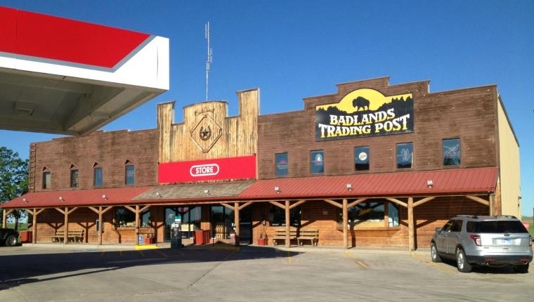 Badlands Trading Post