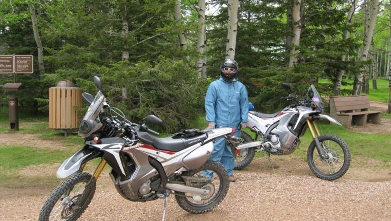 Black Hills Dual Sport Motorcycles