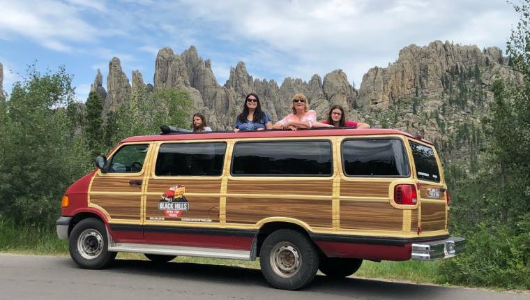 Black Hills Open Top Tours
