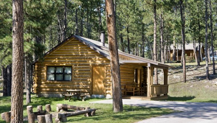 Blue Bell Lodge at Custer State Park