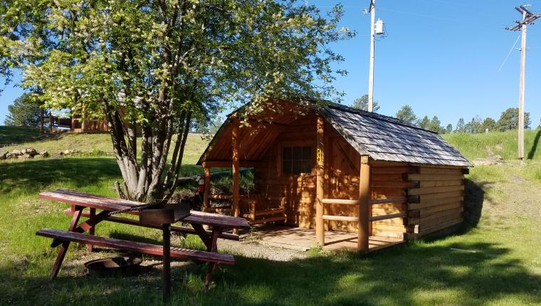 Custer Crazy Horse Campground